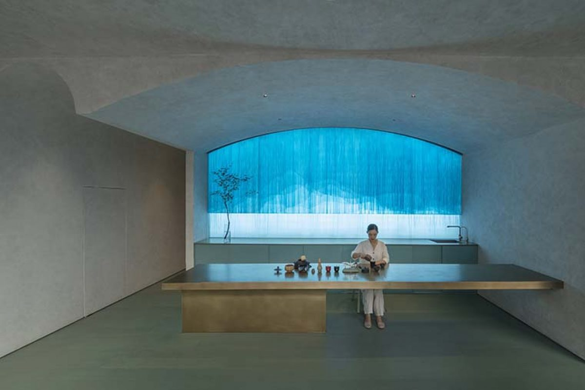 Aqua Health Clinic by Waterfrom Design, a new wellness concept