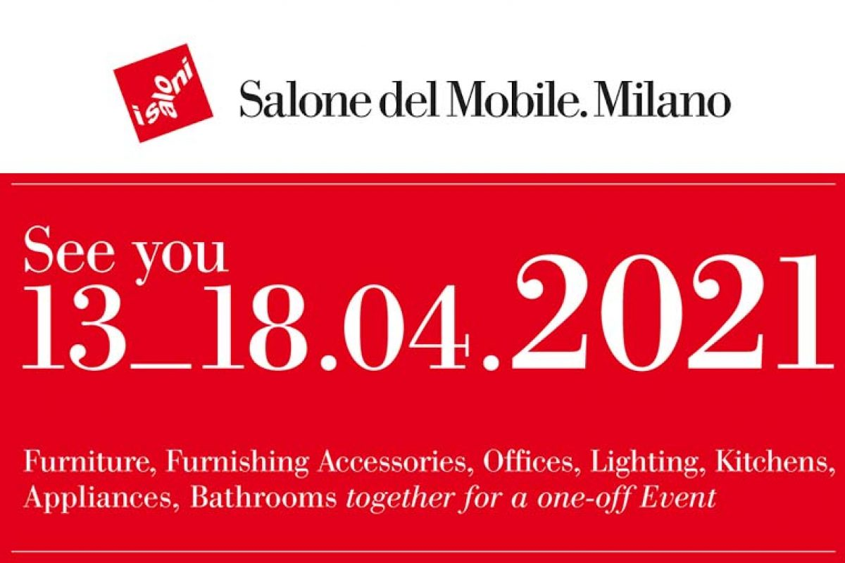 Salone del Mobile.Milano postponed to 2021