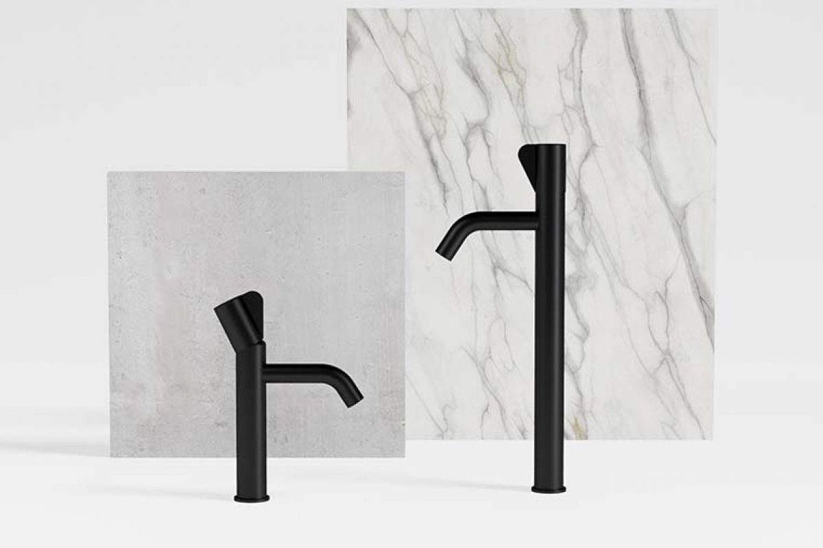 Clausell studio designed Noa, the new faucet collection for MUNK