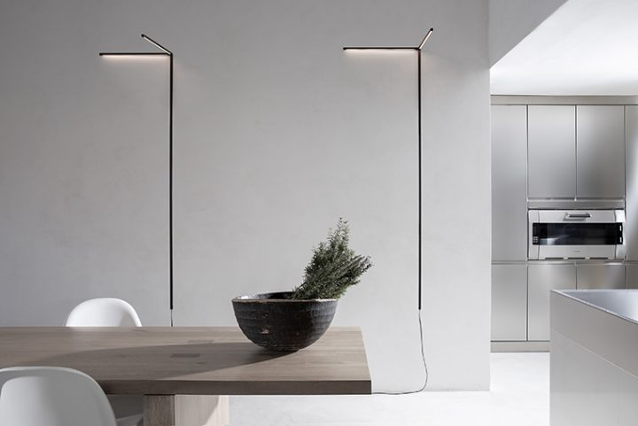 The Invisible Touch of Y, the indoor floor light of Karman