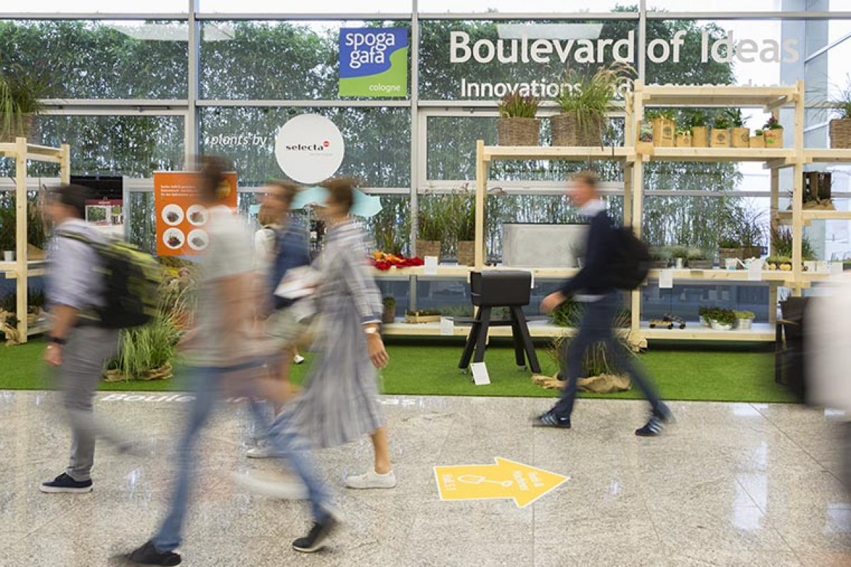 Even more garden lifestyle, spoga+gafa 2020: green, trendy and sustainable