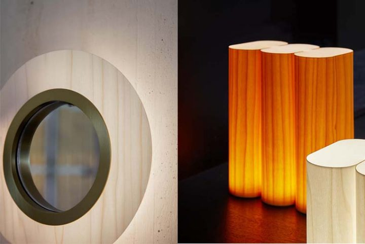 LZF's new designs devised by MUT Design, somewhere between magic and reality