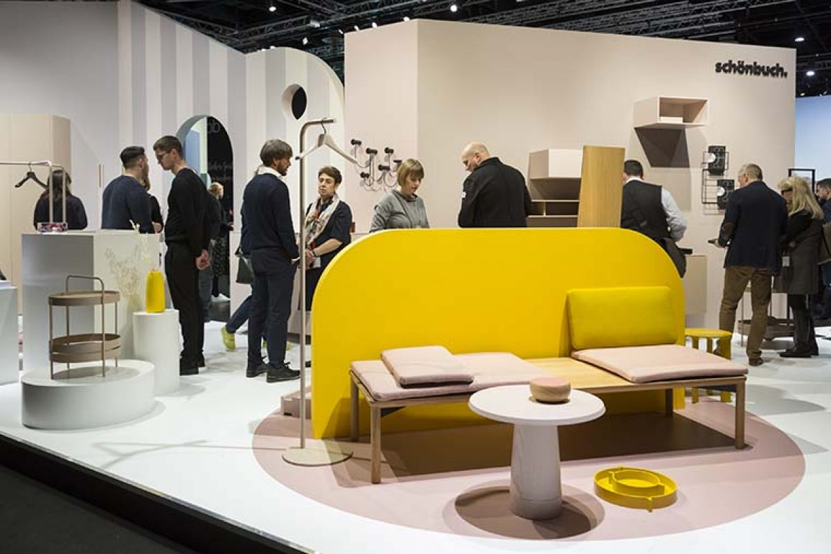 imm cologne 2021: How will we live tomorrow?
