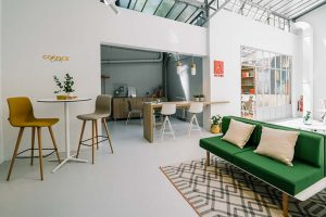 ACTIU opens its parisian showroom in the heart of the city designed by Cosín
