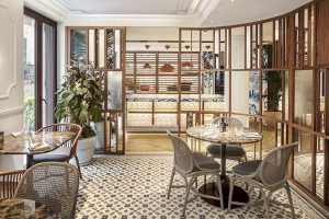 Fauna Restaurant by El Equipo Creativo, inspired by a traditional Barcelona house