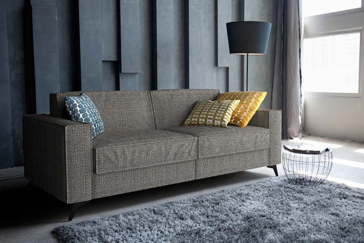 Mingus, the new and elegant sofa bed by Milano Bedding