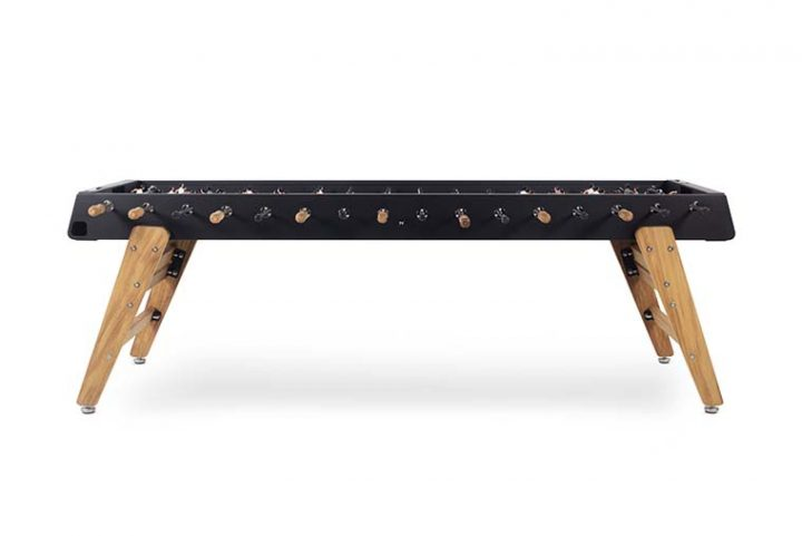 RS Barcelona multiplies the fun with the new RS#Wood MAX football table
