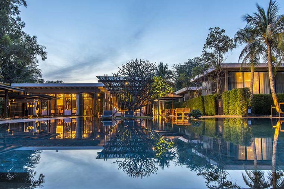 V Villas Hua Hin – MGallery Hotel Collection by J+H Boiffils, a sophisticated luxury retreat in Thailand