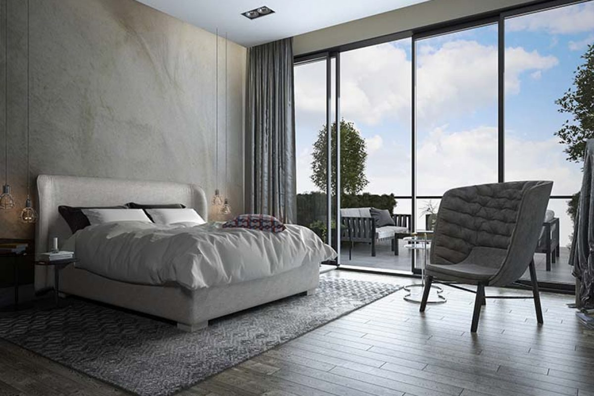 Victoria bed, the elegant design by Stefano Bigi for Milano Bedding