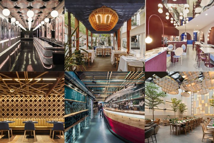 Shortlist announced for awards to the best world designed Restaurants and Bars 2020