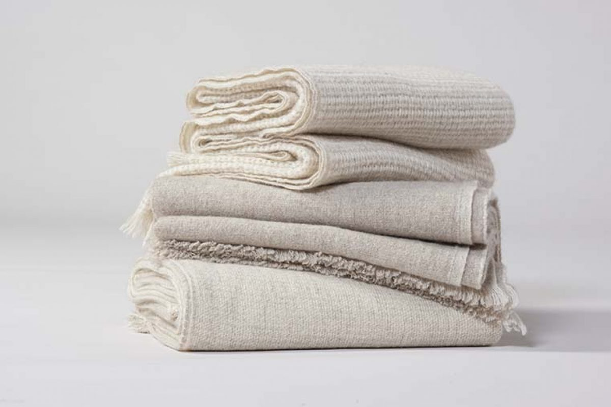 Sustainable cashmere stars in Teixidors' new home collection