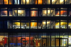 Wörwag Headquarters, a project designed and coloured by Ippolito Fleitz Group