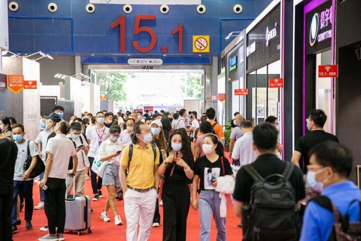 Interzum Guangzhou, Asia's largest furniture production trade fair resumes March schedule in 2021