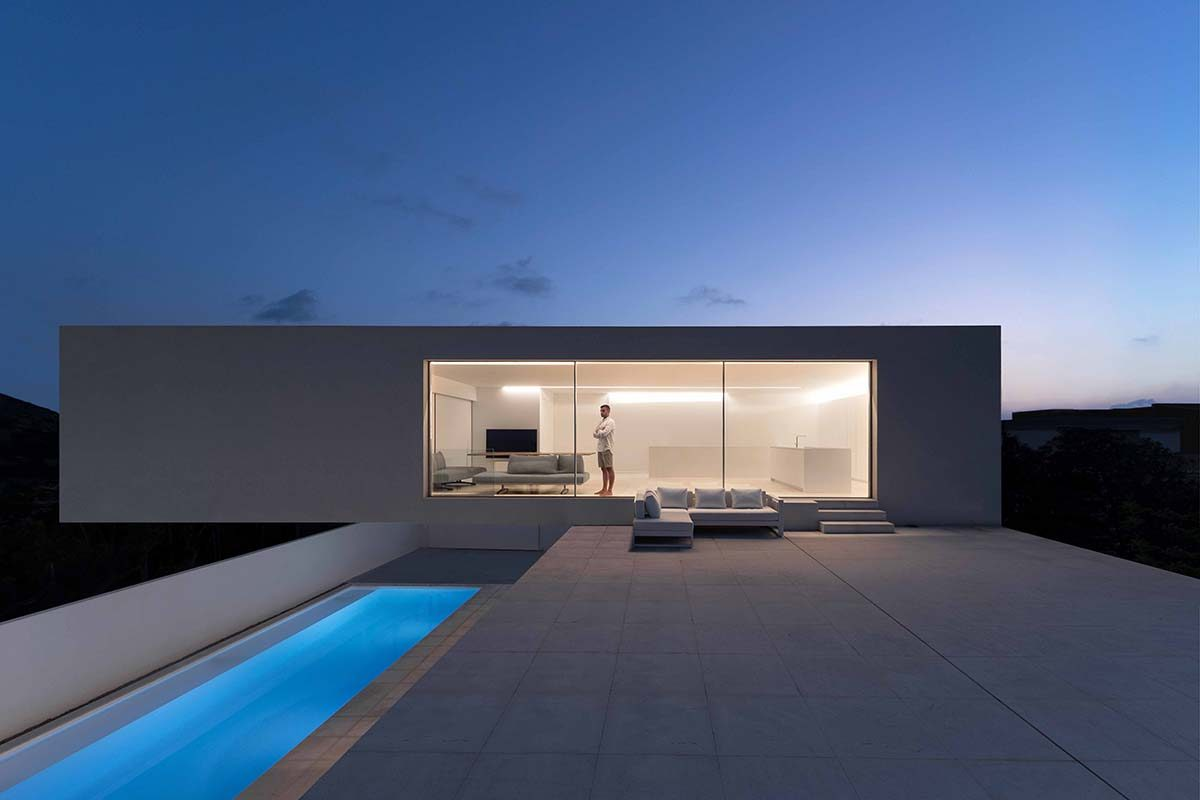 House of Sand in Valencia by Fran Silvestre Arquitectos