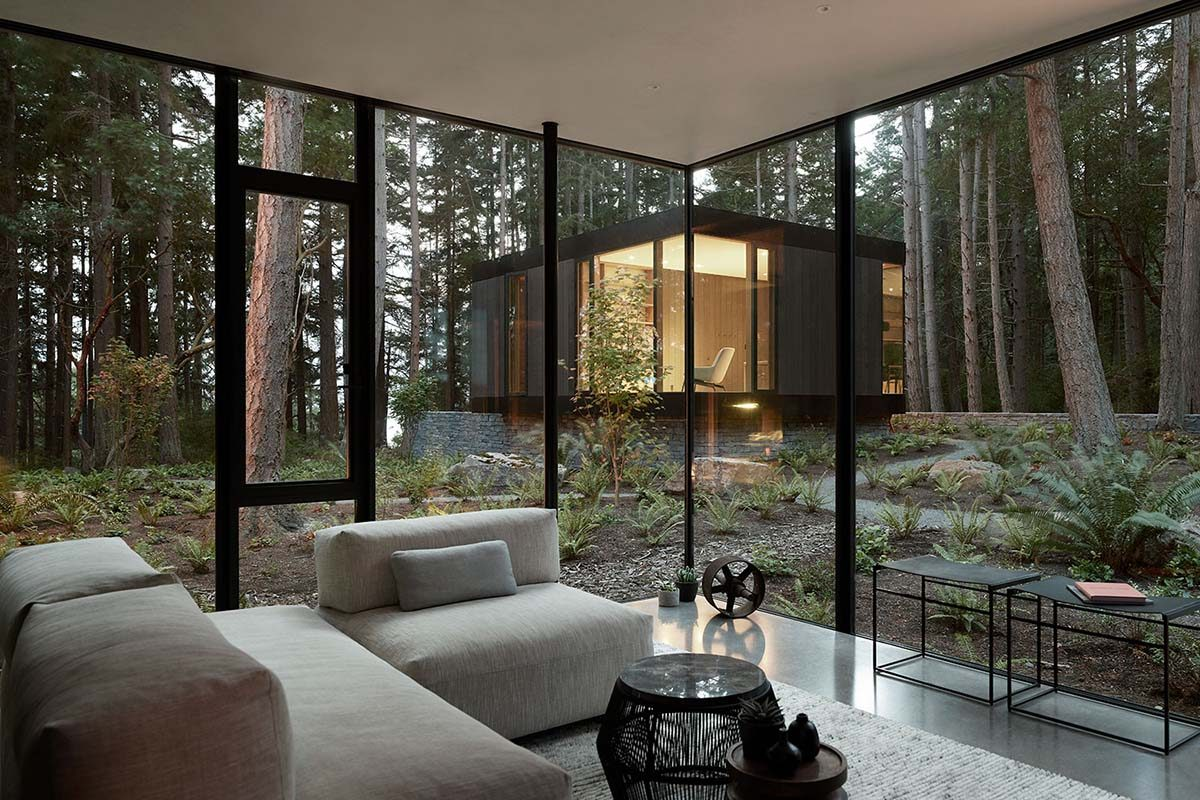Whidbey Island Farm by mwworks. A Retreat Among Barns and Nature