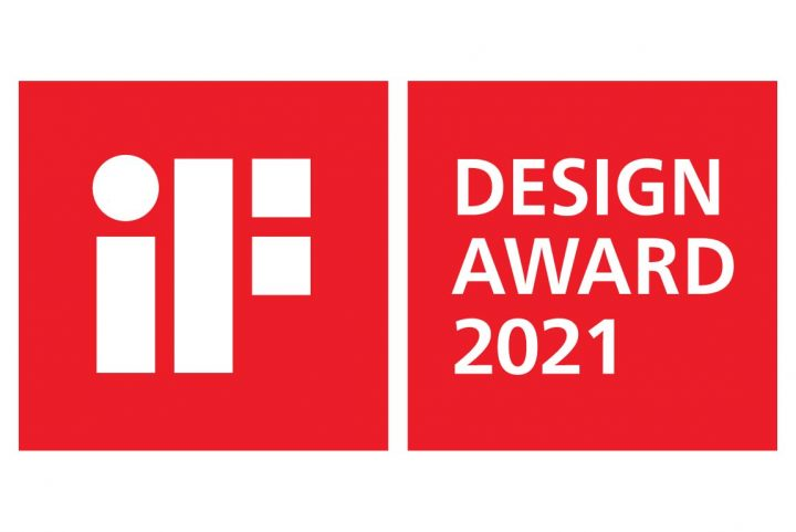 Close to 10,000 products and projects have been entered for the iF DESIGN AWARD 2021