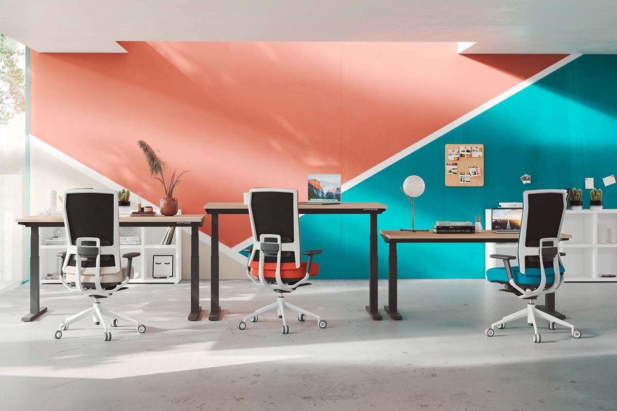 Hybrid workspaces that are also safe, sustainable and healthy