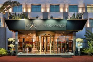 Contract project by Colonial Club at the Avanti Mohammedia Hotel in Casablanca