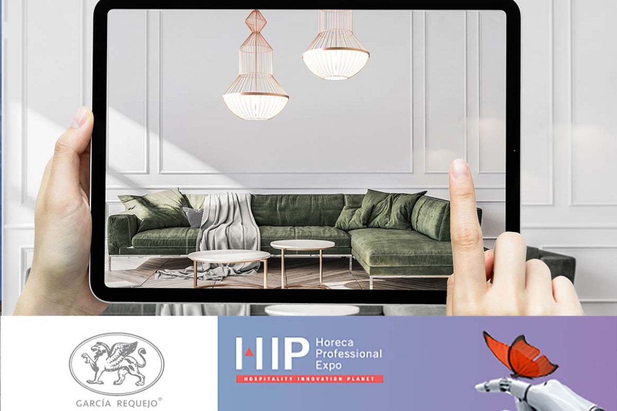 García Requejo presents its novelties at the HIP Show (Hospitality Innovation Planet) by Ifema