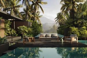 Beam, the new outdoor furniture collection by Francesc Rifé for Oiside