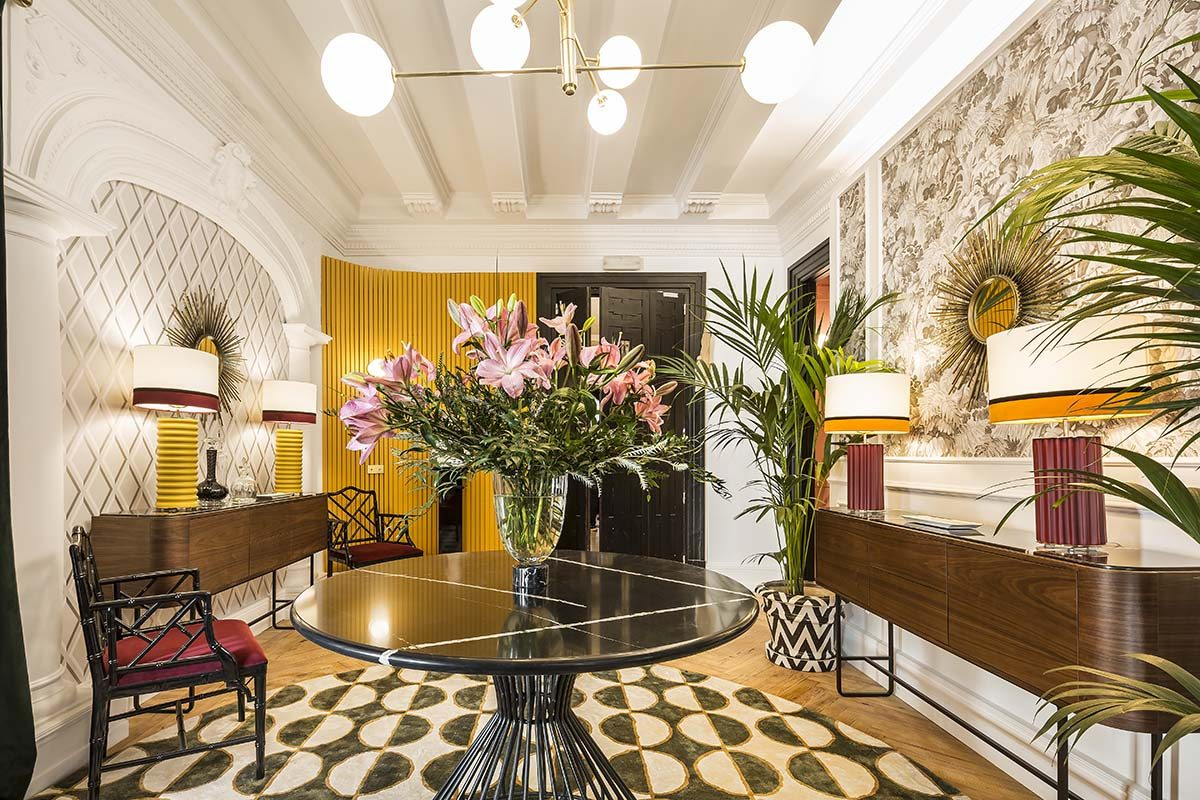 Momocca returns to Casa Decor 2021 with the spaces designed by Singular Living and U Interior Design
