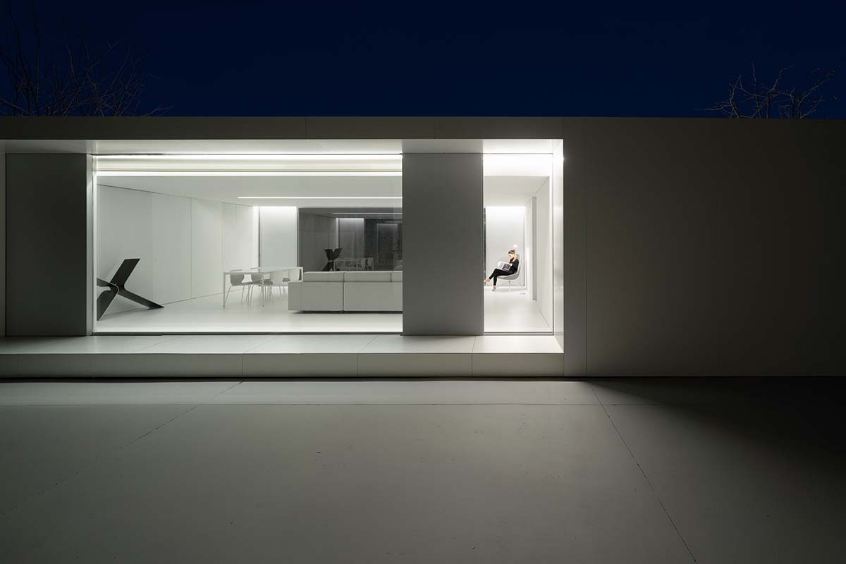 New project N160 by Fran Silvestre Arquitectos