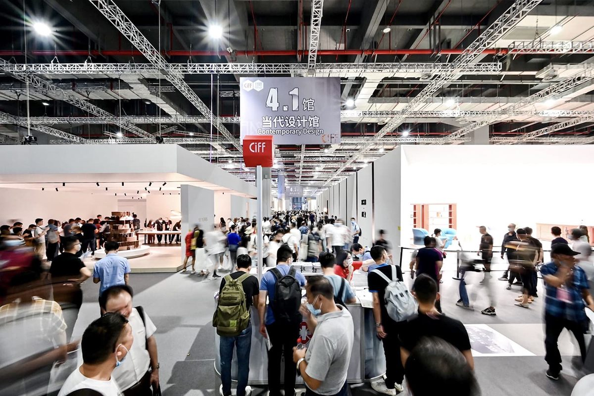 The value of design meets the concreteness of business in CIFF Shanghai 2021
