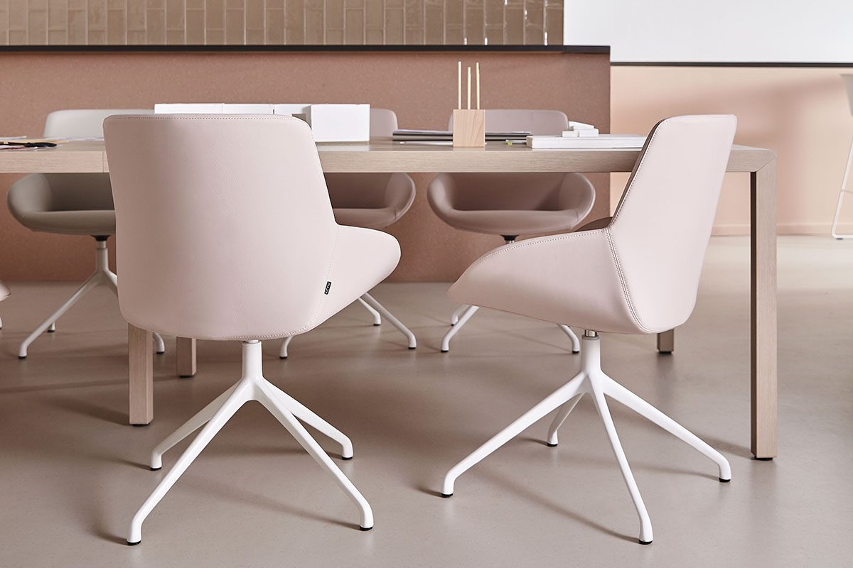 Furniture that protects workspaces from viruses and bacteria