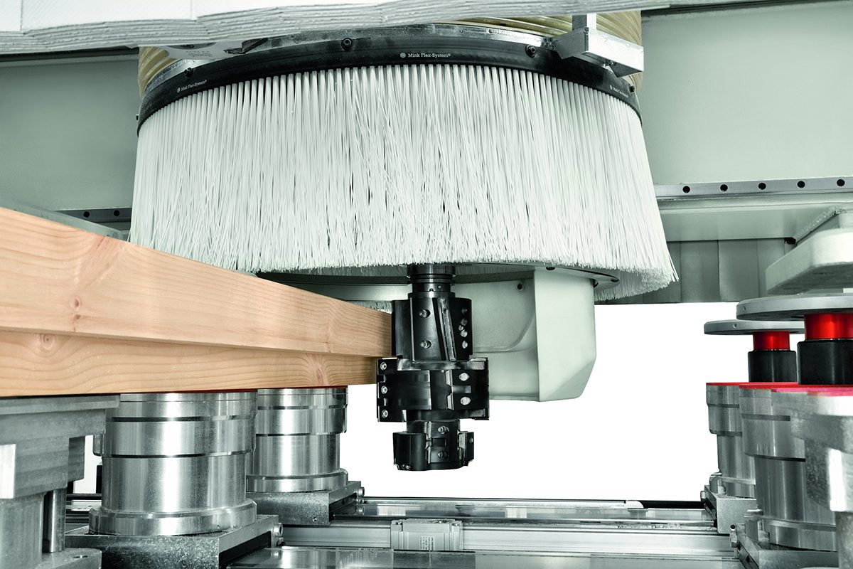 New range of SCM machining centres for solid wood
